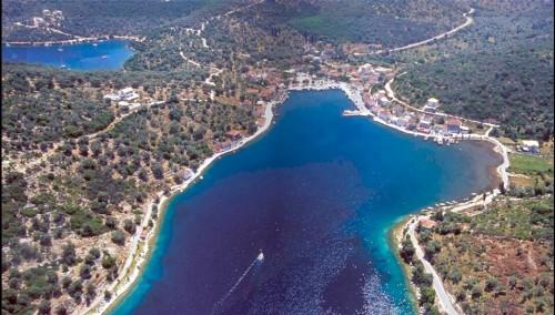 Άποψη του Μεγανησίου (Πηγή: www.meganisi.gr - Δήμος Μεγανησίου)